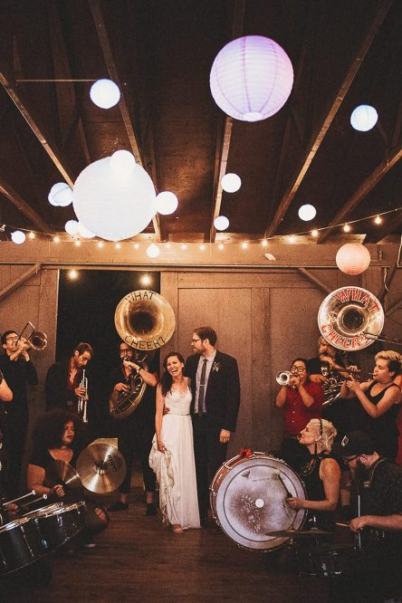 Big Band The Kaaterskill Wedding Photos in Catskills