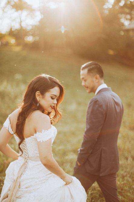 Wedding Photos at WeatherLea Farm & Vineyard in Lovettsville, VA