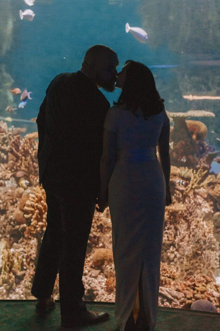 National Aquarium Wedding in Baltimore MD