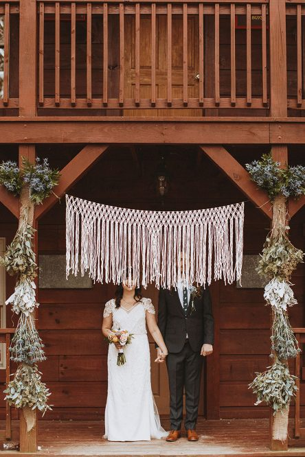 Camp Puh'tok in the Pines Maryland Wedding Campground Photos