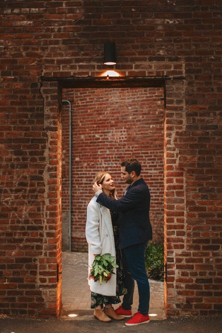 NYC Elopement Photographers – New York City Intimate Wedding