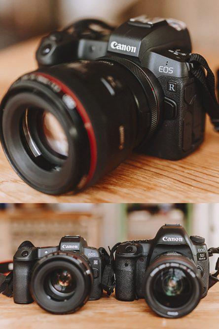 一个实用的现实世界佳能EOS R(VS 5D Mark IV)从婚礼和家庭摄影师审查新力18luck