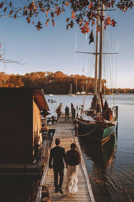 Maritime Museum – Annapolis Wedding Photographer
