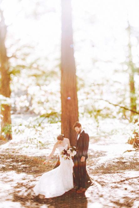 Iron Gate Restaurant Wedding Photos